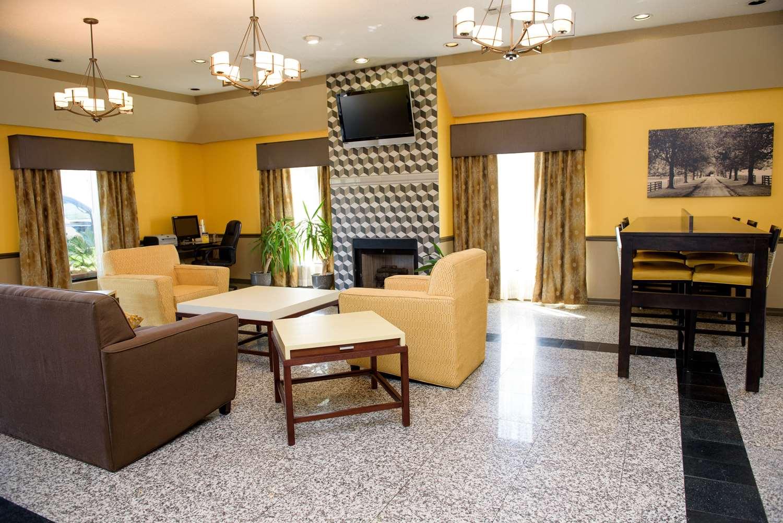 Conference Area - Best Western Inn West Monroe