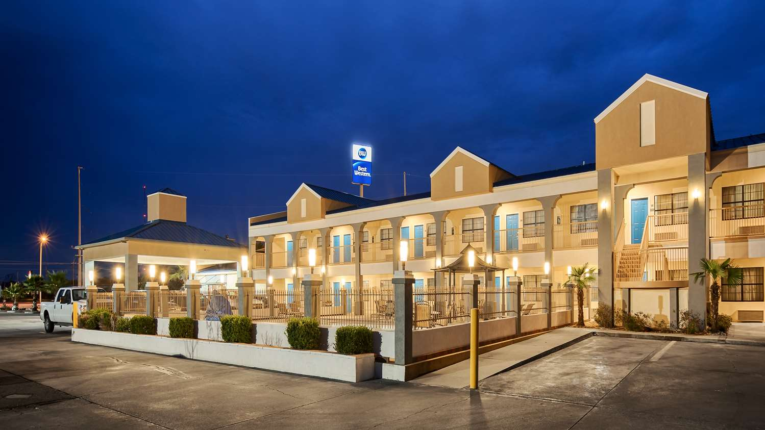Exterior view - Best Western Inn West Monroe