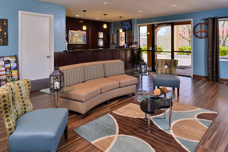 Conference Area - Best Western Motel Eunice