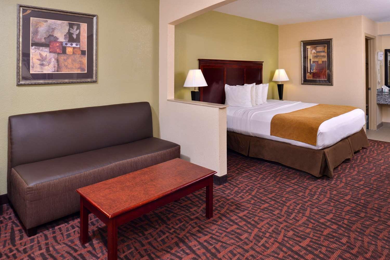 Room - Best Western Motel Eunice