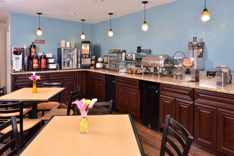 Restaurant - Best Western Motel Eunice