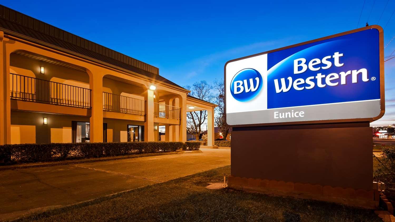 Exterior view - Best Western Motel Eunice