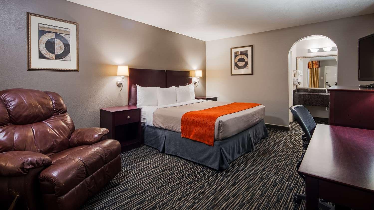Room - Best Western Minden Inn
