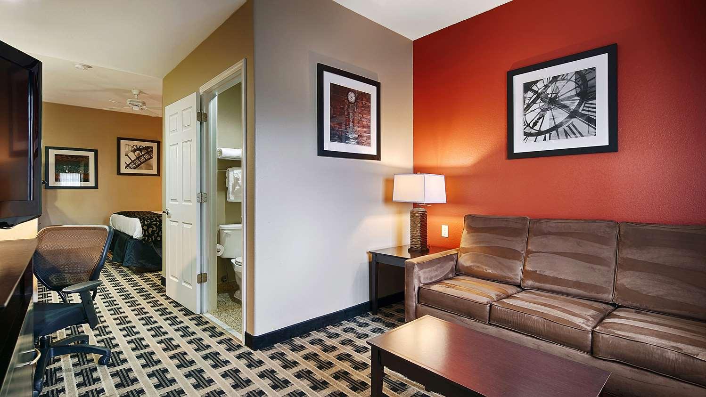 Suite - Best Western LaPlace Inn