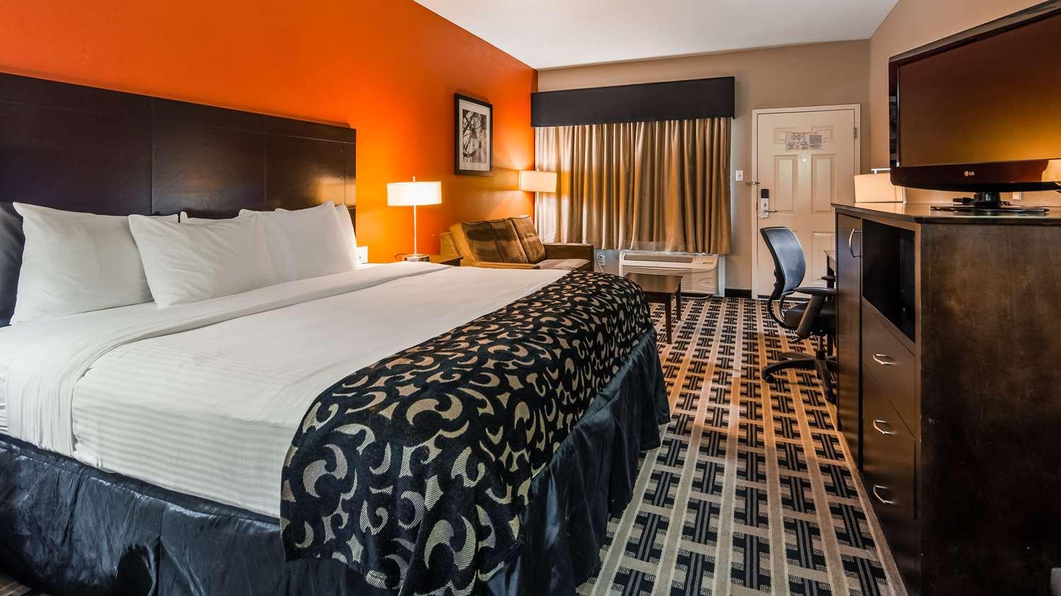 Room - Best Western LaPlace Inn