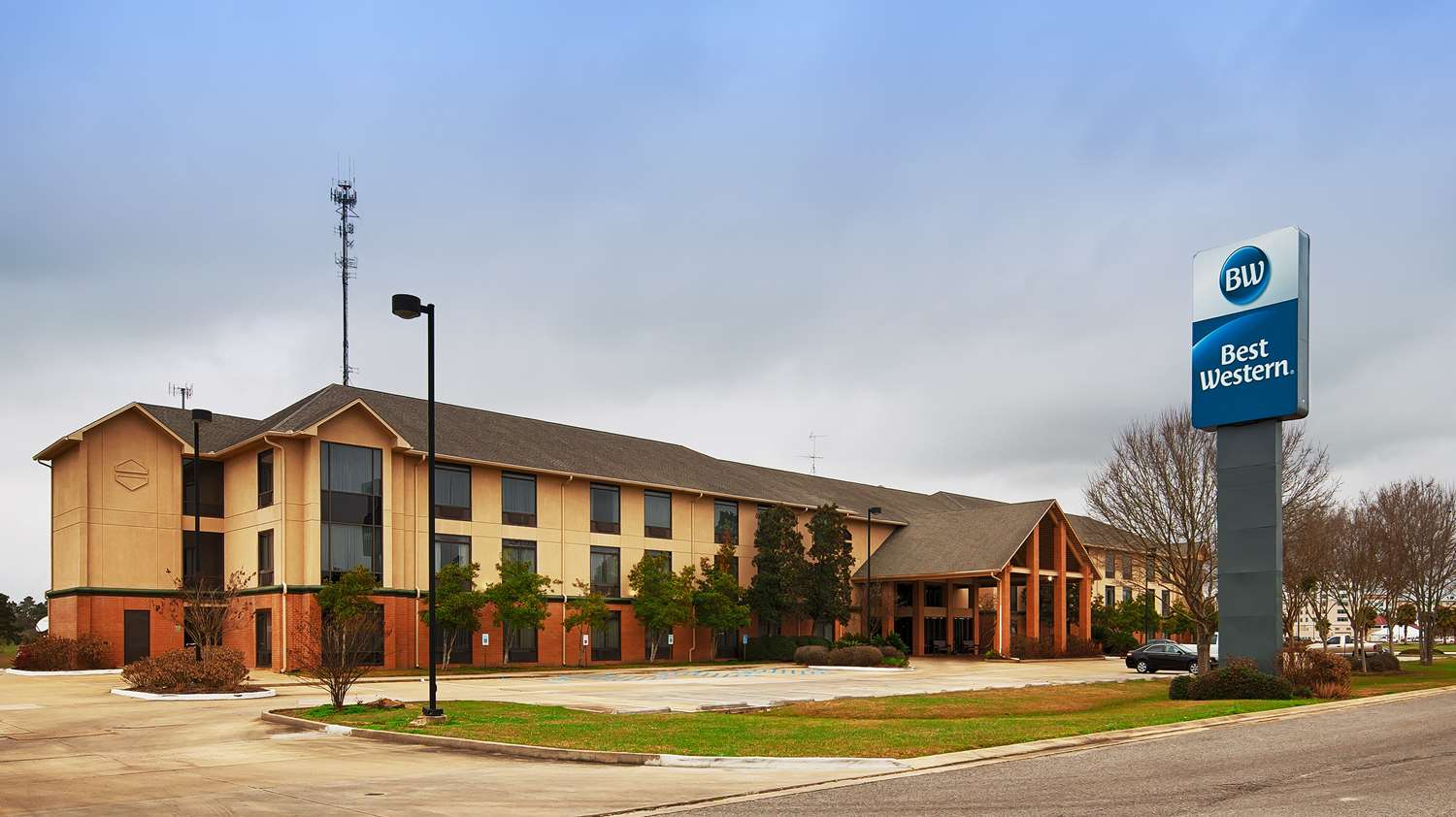 Exterior view - Best Western Inn at Coushatta Kinder