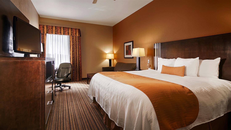 Room - Best Western Plus Inn Gray