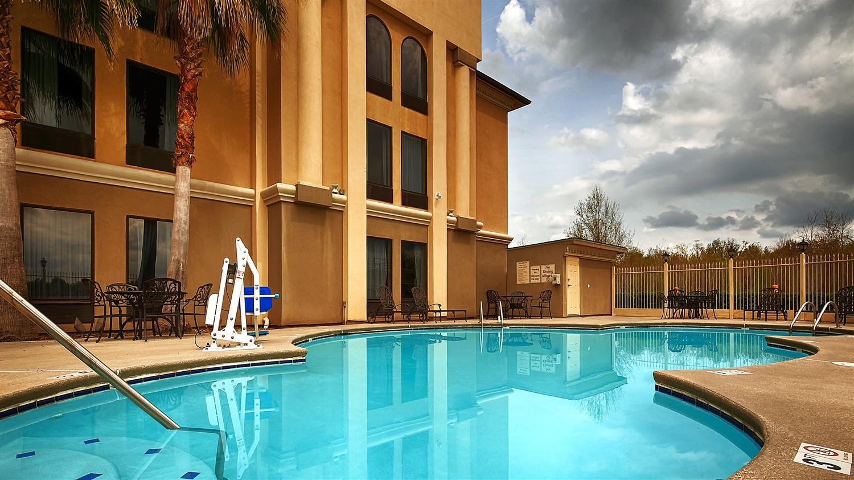 Pool - Best Western Plus Inn Gray
