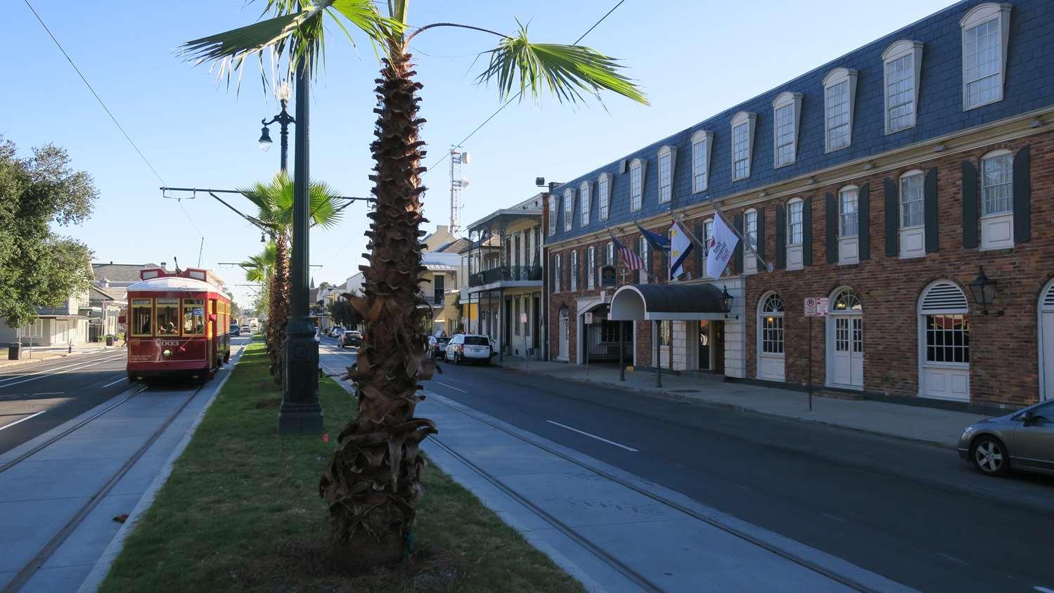 Exterior view - Best Western Plus French Quarter Landmark Hotel