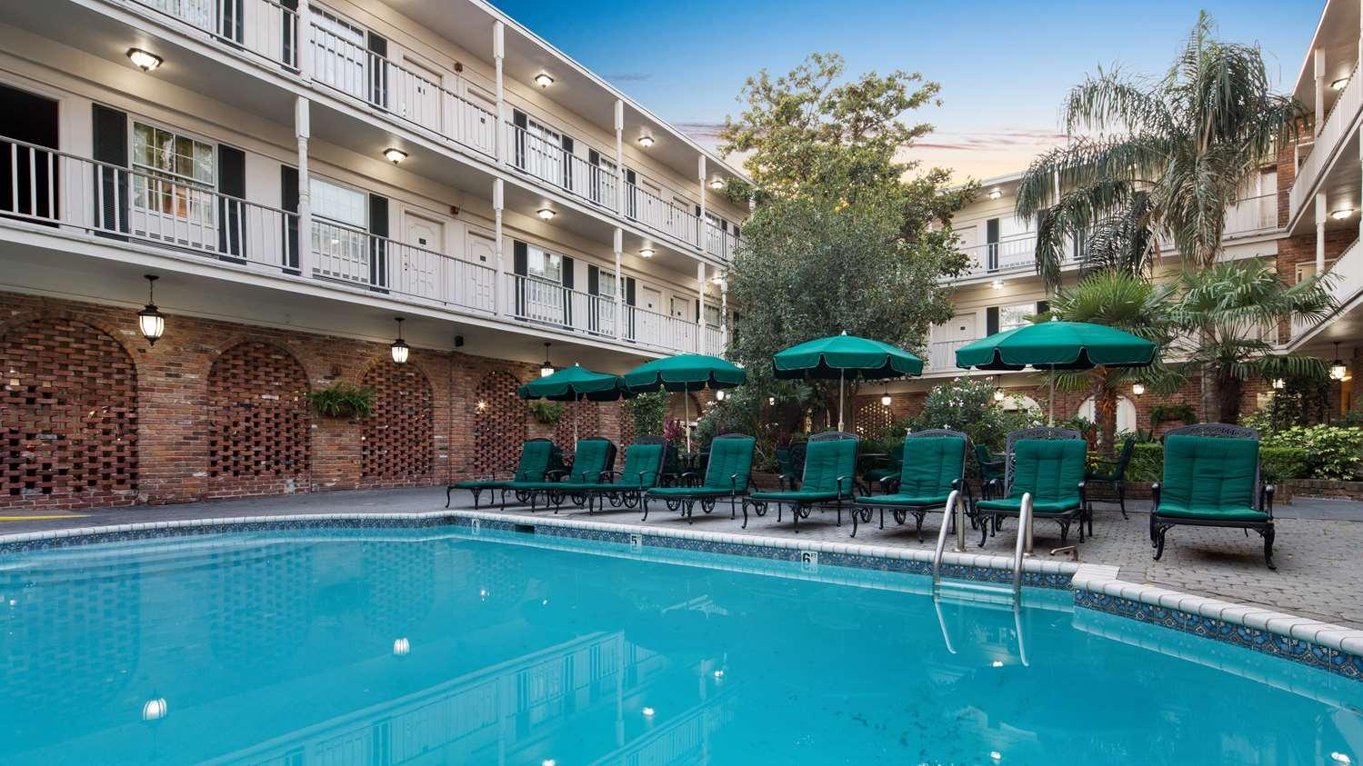 Pool - Best Western Plus French Quarter Landmark Hotel