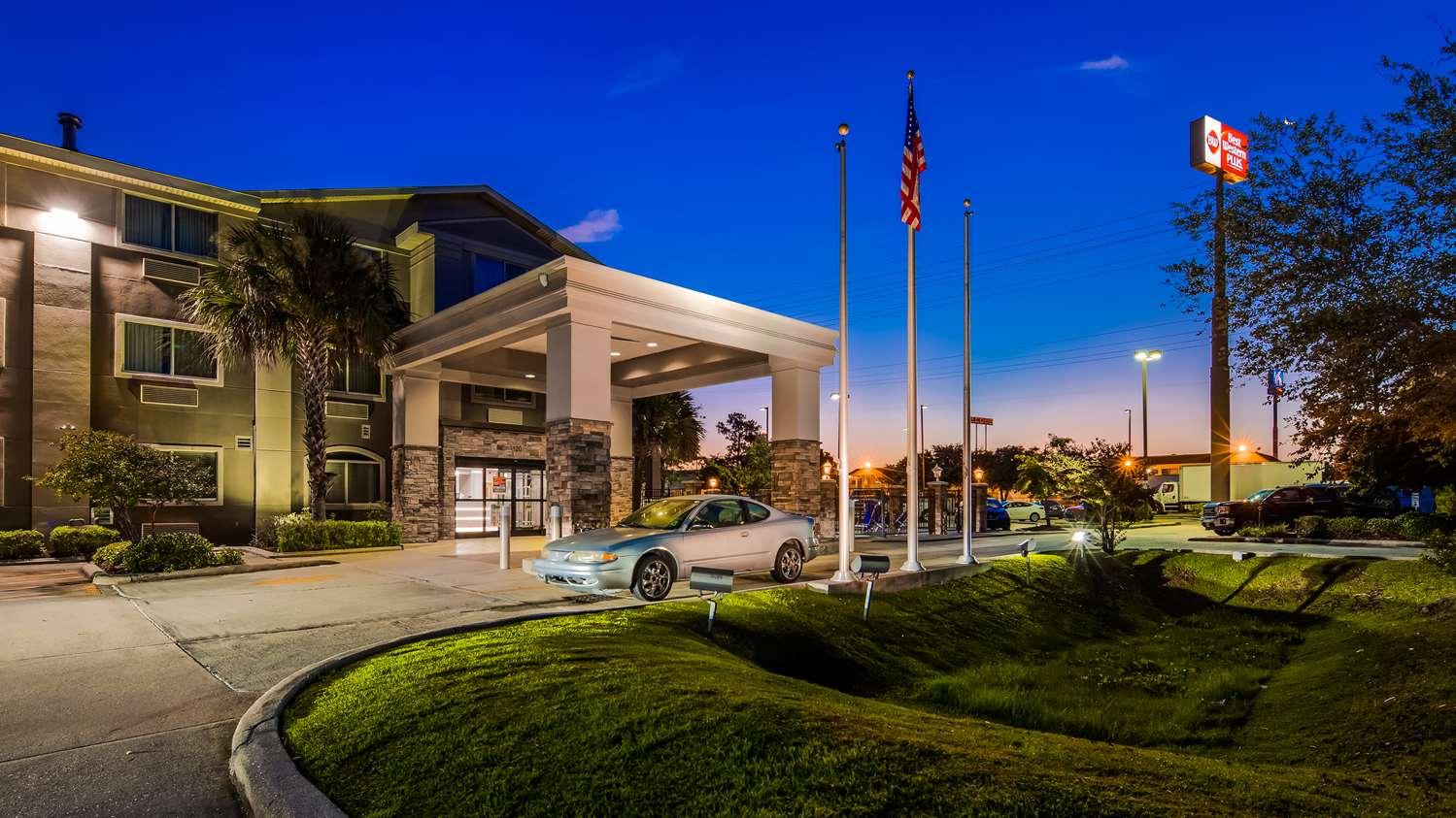 Exterior view - Best Western Plus Slidell Inn
