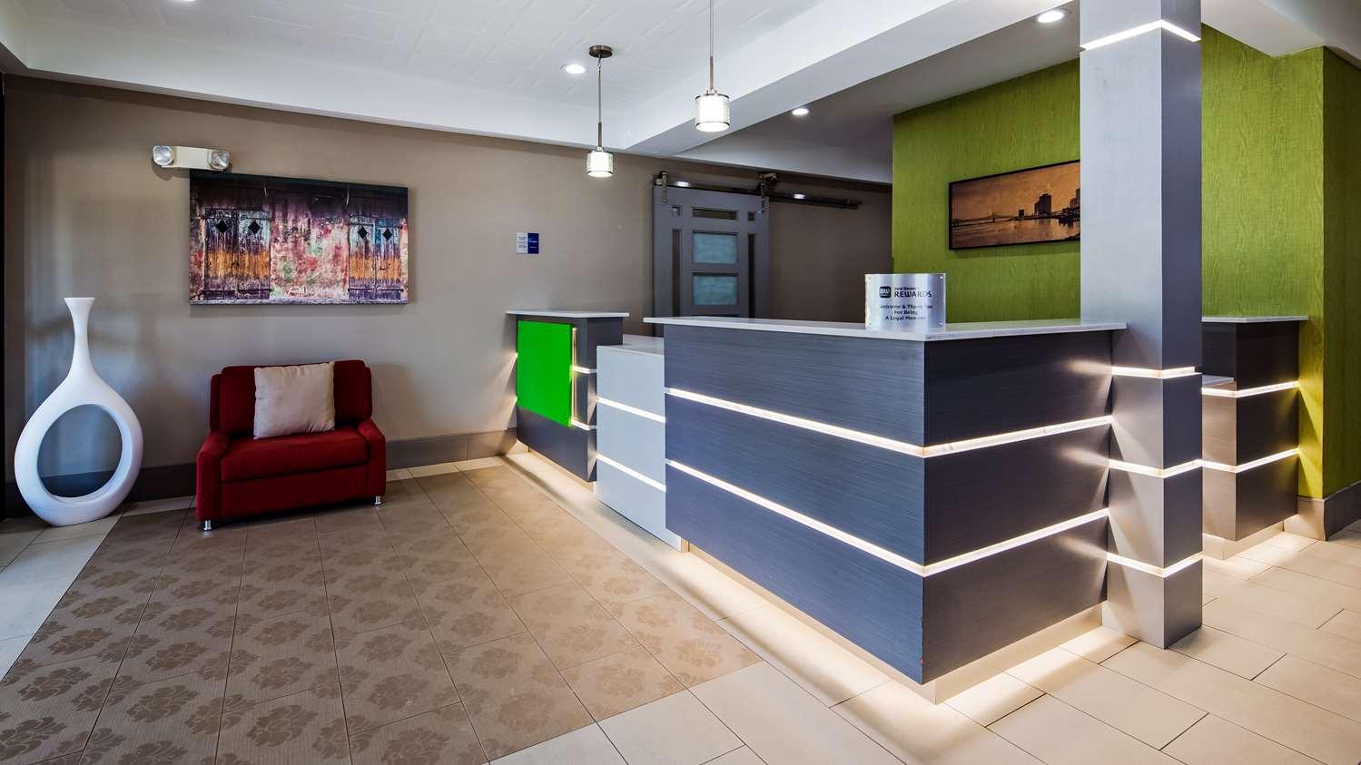 Lobby - Best Western Plus Slidell Inn