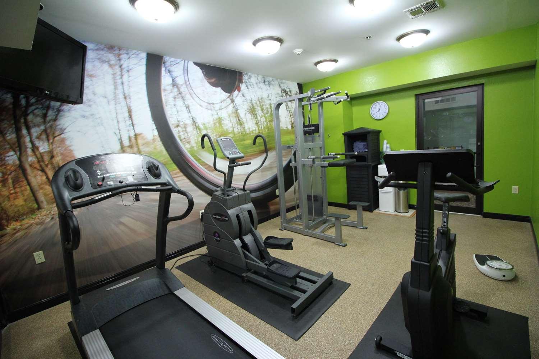 Fitness/ Exercise Room - Best Western Plus Slidell Inn