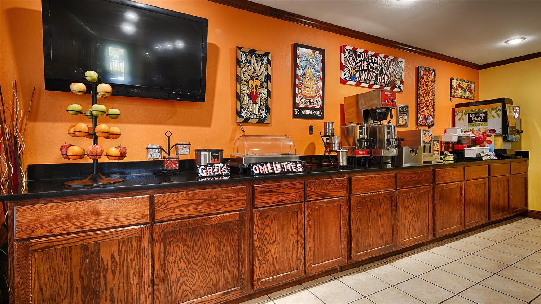 Restaurant - Best Western Bayou Inn Westwego