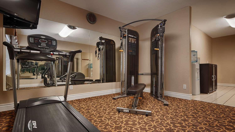 Fitness/ Exercise Room - Best Western Bayou Inn Westwego