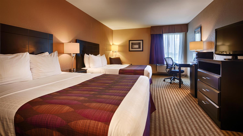 Room - Best Western Bayou Inn Westwego