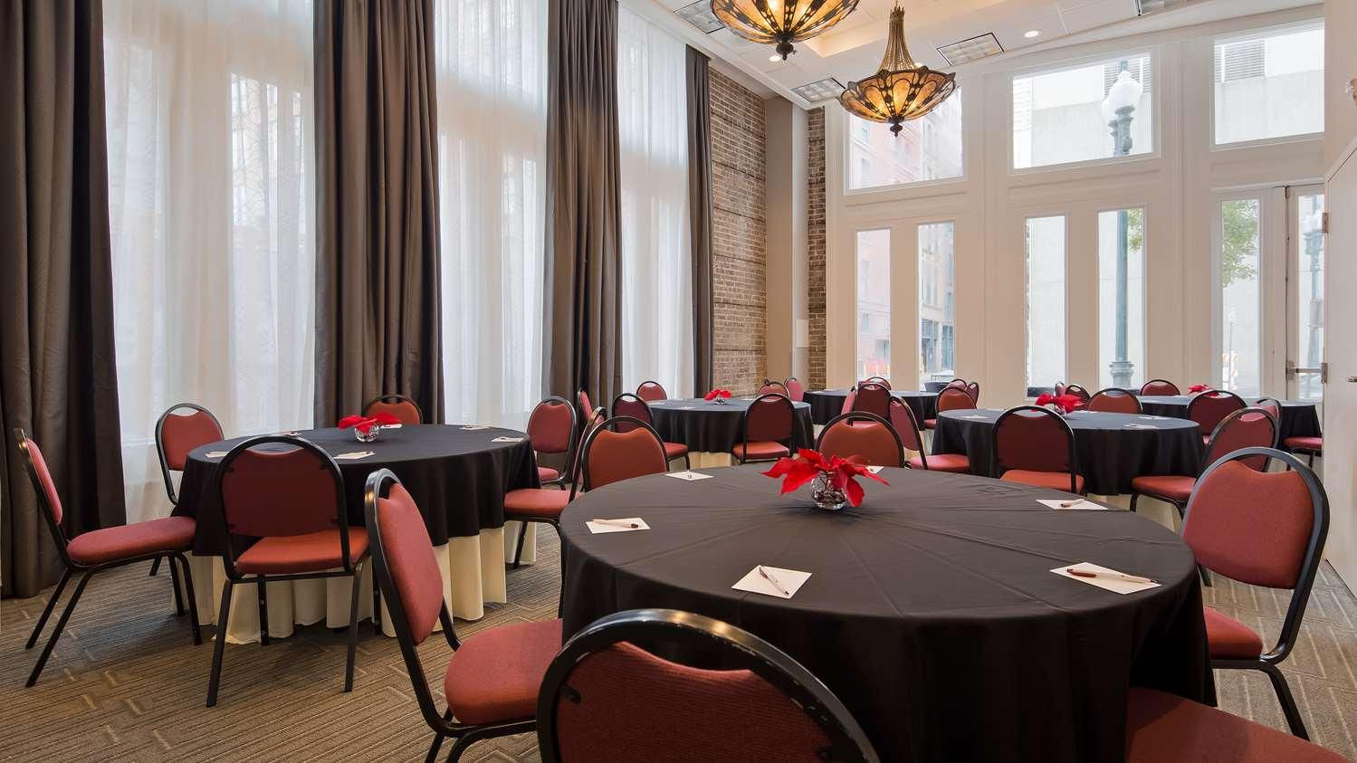 Meeting Facilities - Best Western Plus St Christopher Inn New Orleans