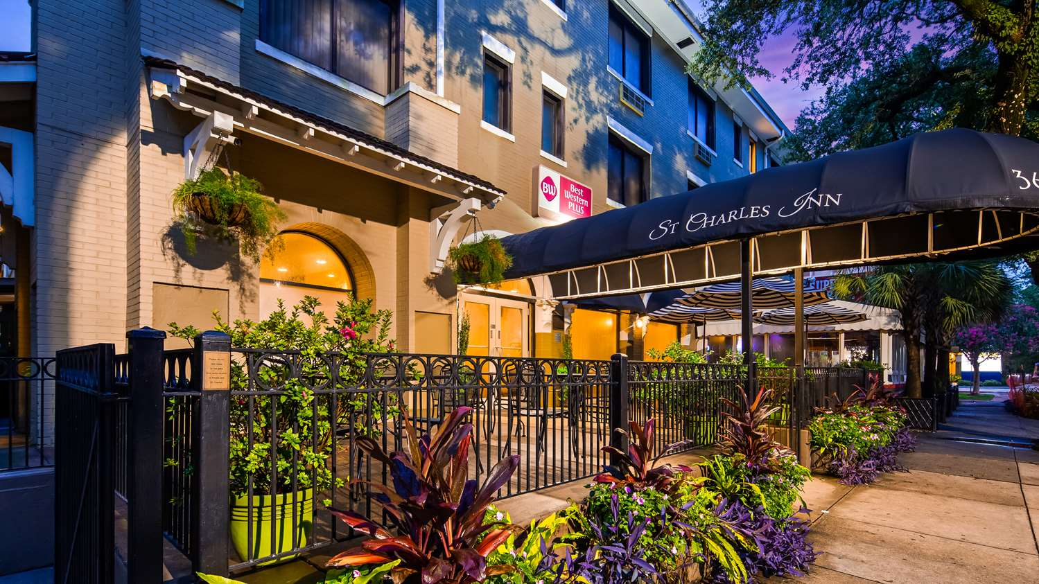 Exterior view - Best Western Plus St Charles Inn New Orleans