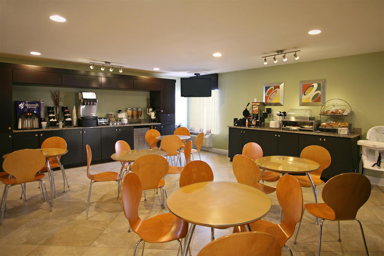 Restaurant - Best Western Inn Zachary