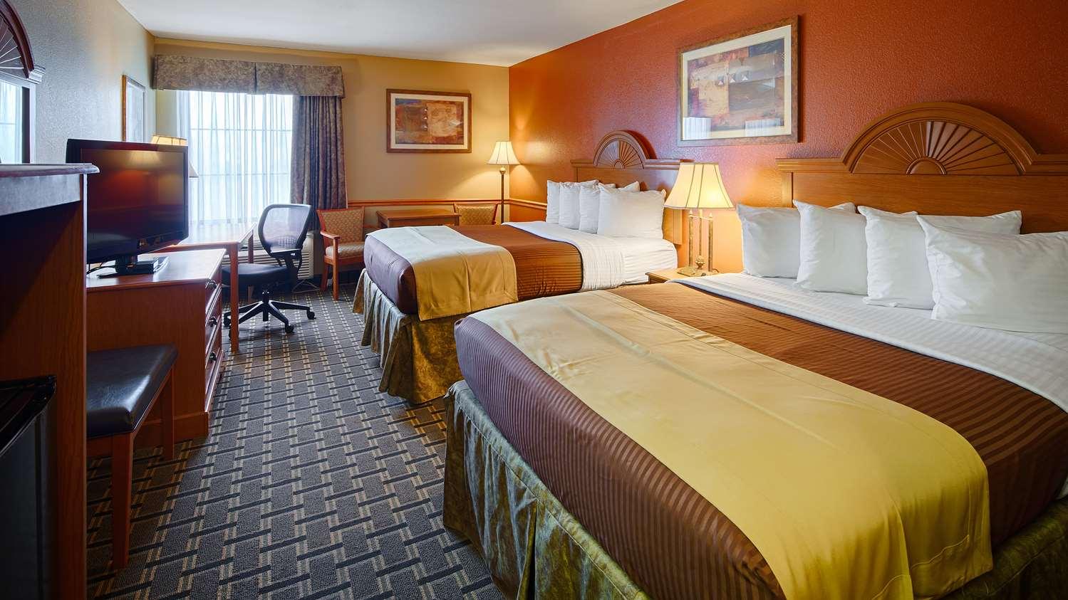 Room - Best Western Inn Zachary