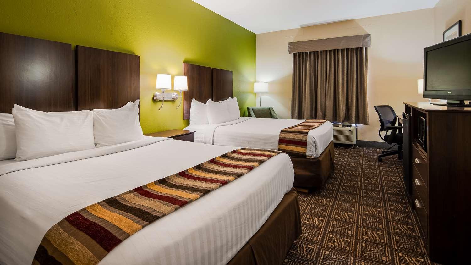 Room - Best Western Rayne Inn