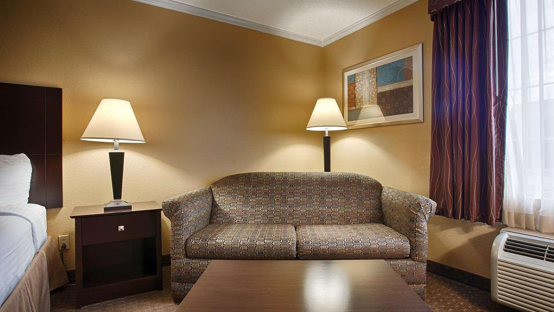 Room - Best Western Natchitoches Inn