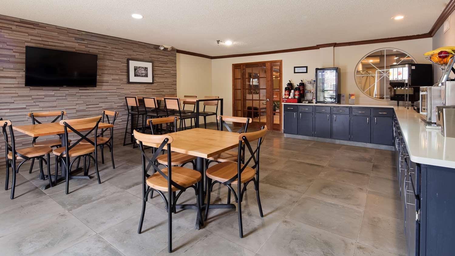 Restaurant - Best Western Natchitoches Inn