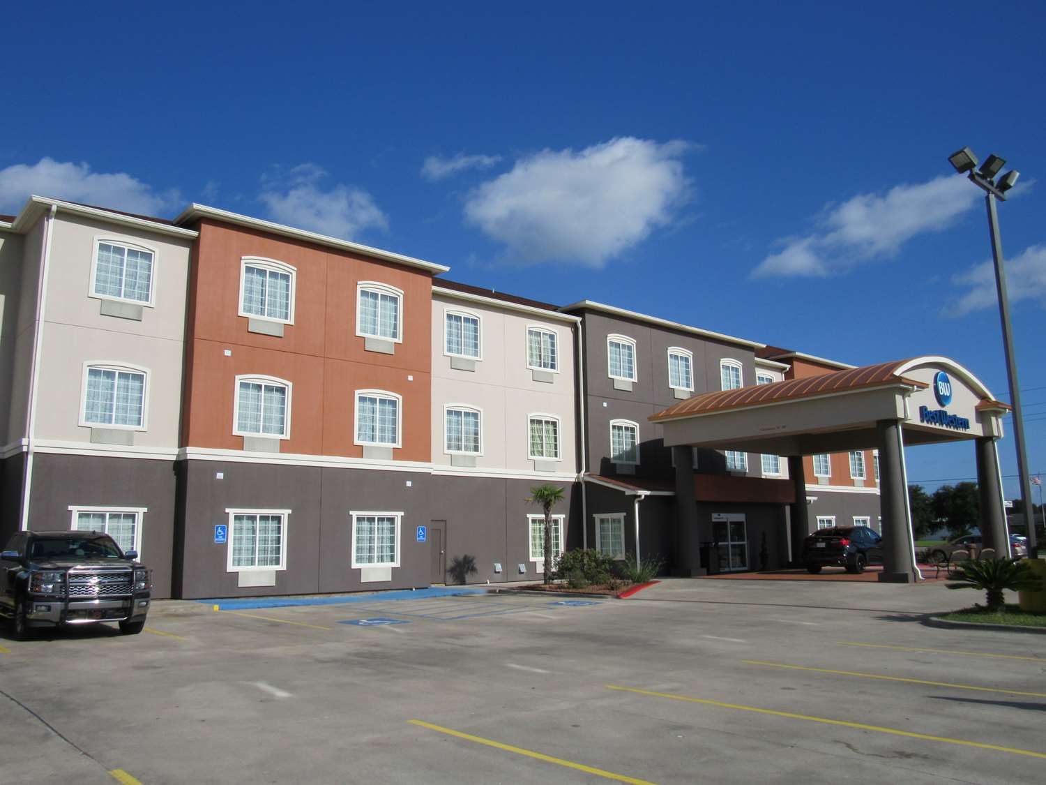 Exterior view - Best Western Abbeville Inn & Suites