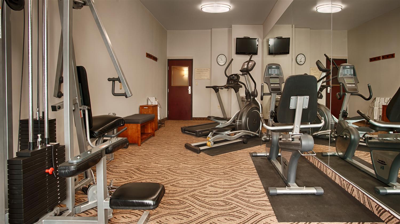 Fitness/ Exercise Room - Best Western Abbeville Inn & Suites