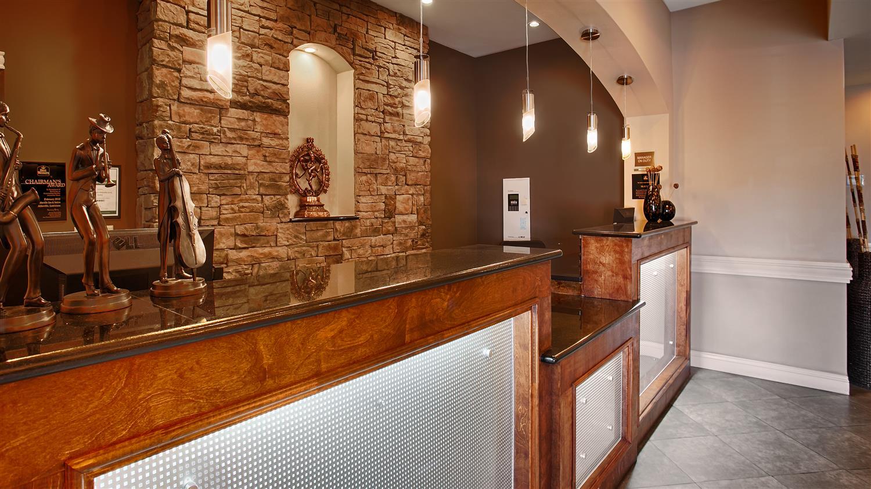 Lobby - Best Western Abbeville Inn & Suites