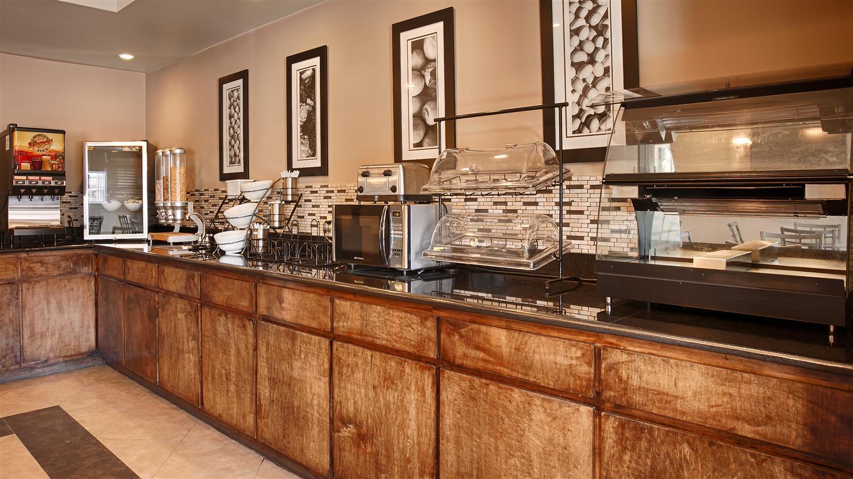 Restaurant - Best Western Abbeville Inn & Suites