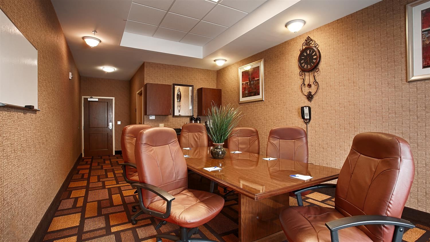 Meeting Facilities - Best Western St Francisville Hotel