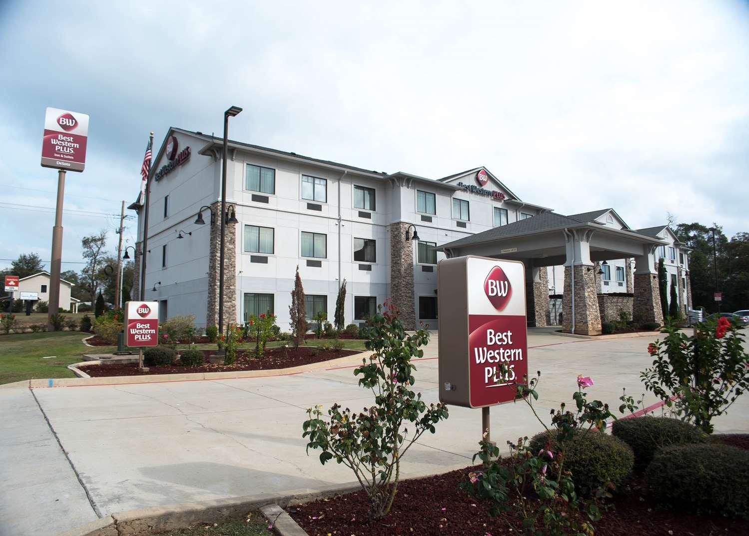 Exterior view - Best Western Plus Desoto Inn & Suites Mansfield
