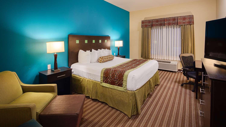Suite - Best Western Plus Desoto Inn & Suites Mansfield