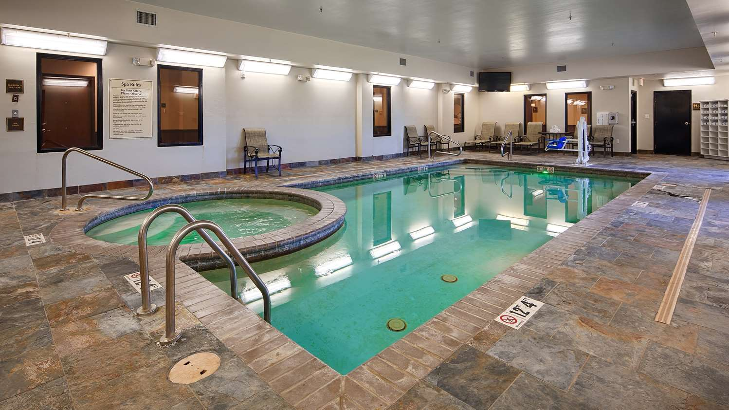 Fitness/ Exercise Room - Best Western Plus Desoto Inn & Suites Mansfield