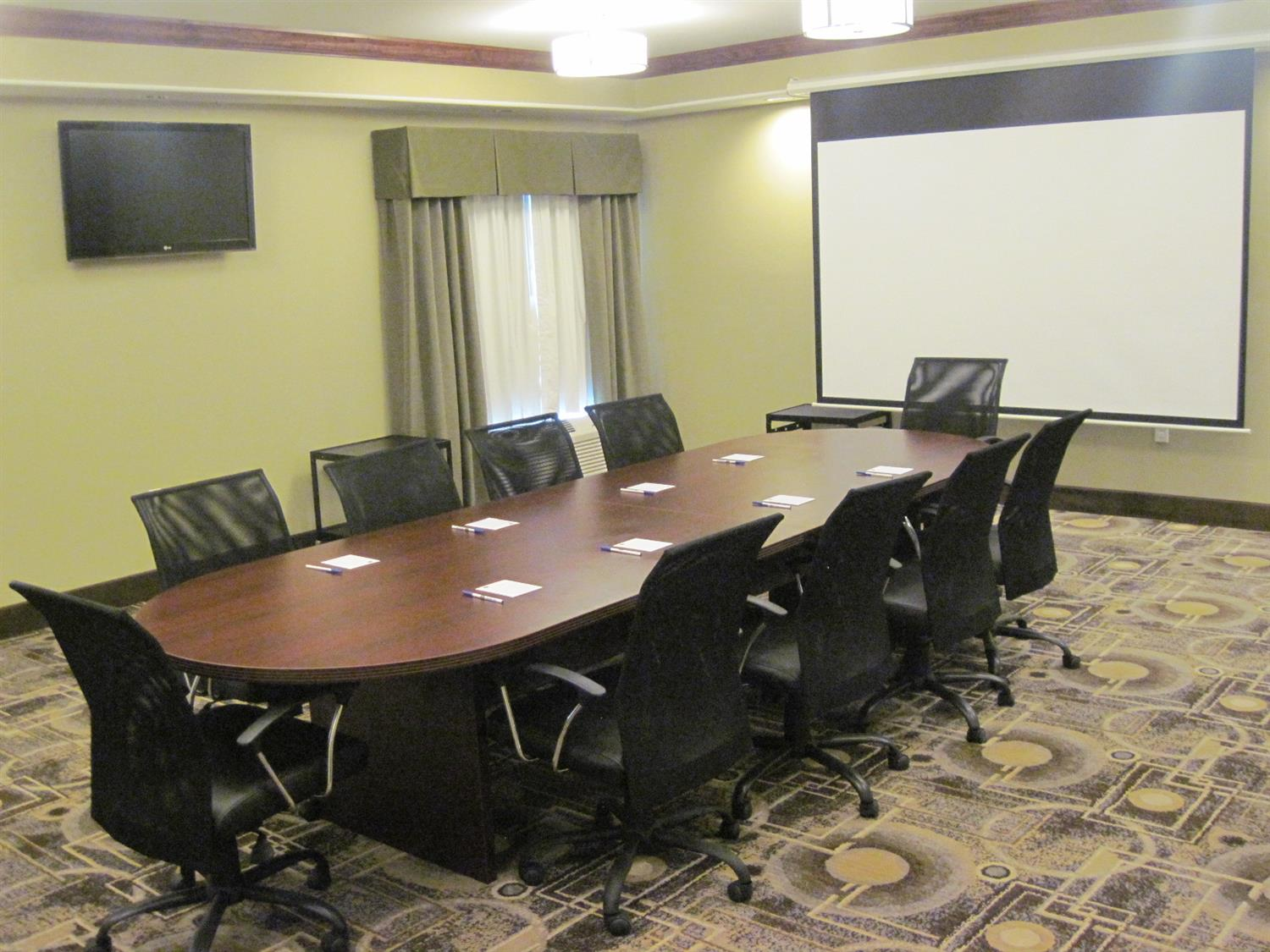Meeting Facilities - Best Western Plus Chalmette Hotel