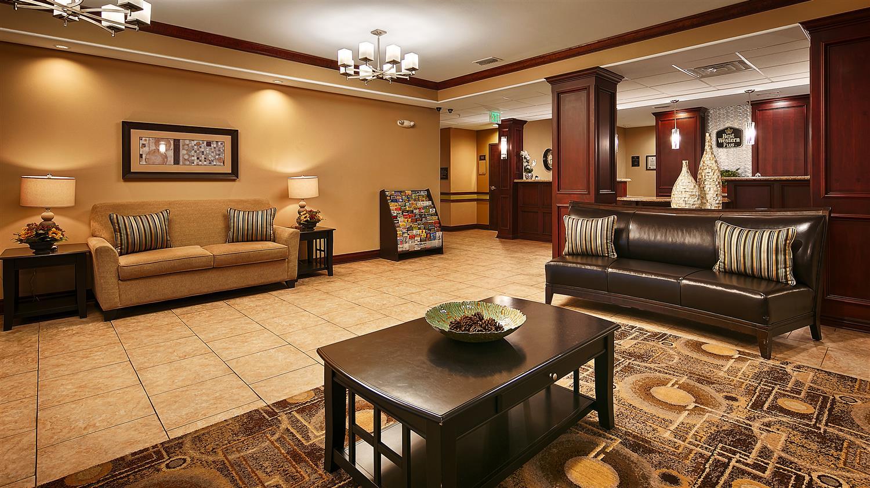 Lobby - Best Western Plus Chalmette Hotel