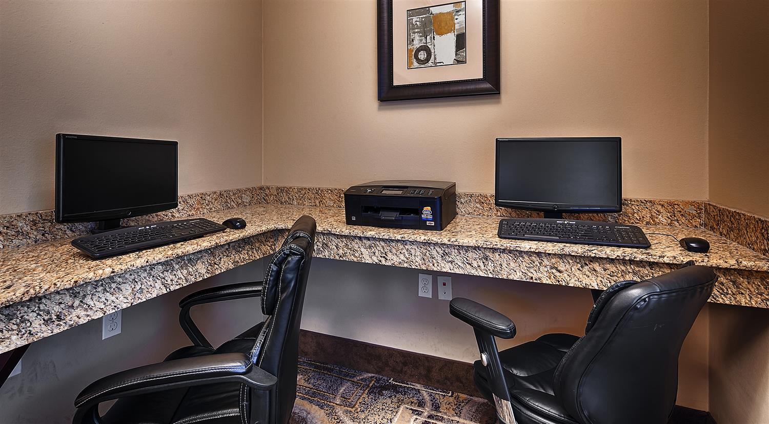 Conference Area - Best Western Plus Chalmette Hotel
