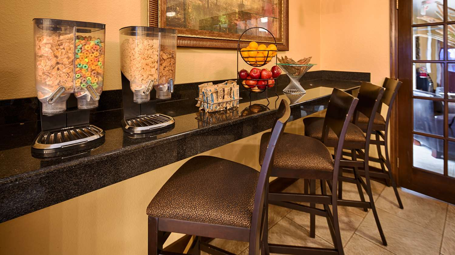 Restaurant - Best Western Oakdale Inn