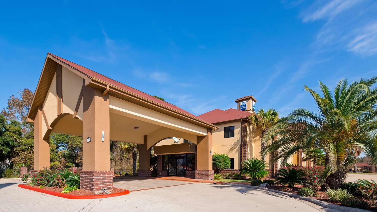 Exterior view - Best Western Bayou Inn Lake Charles