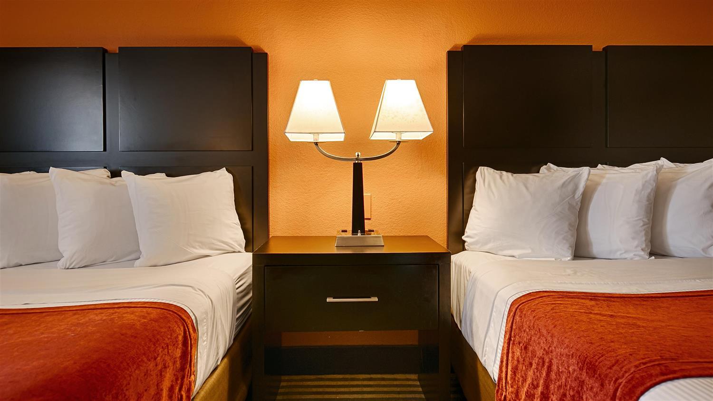 Room - Best Western Bayou Inn Lake Charles