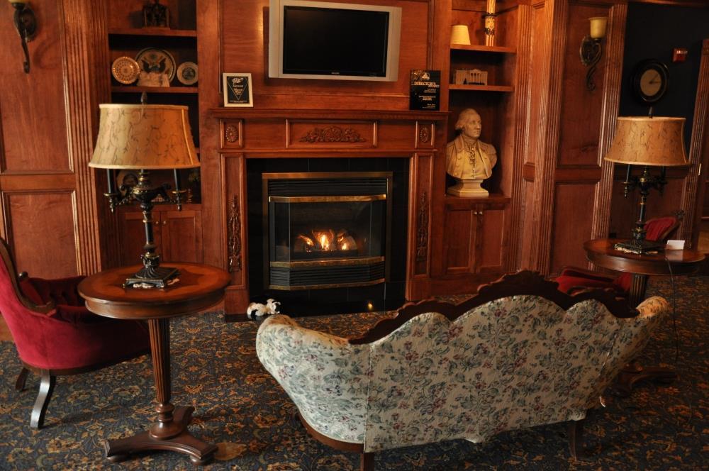 Lobby Best Western White House Inn Bangor