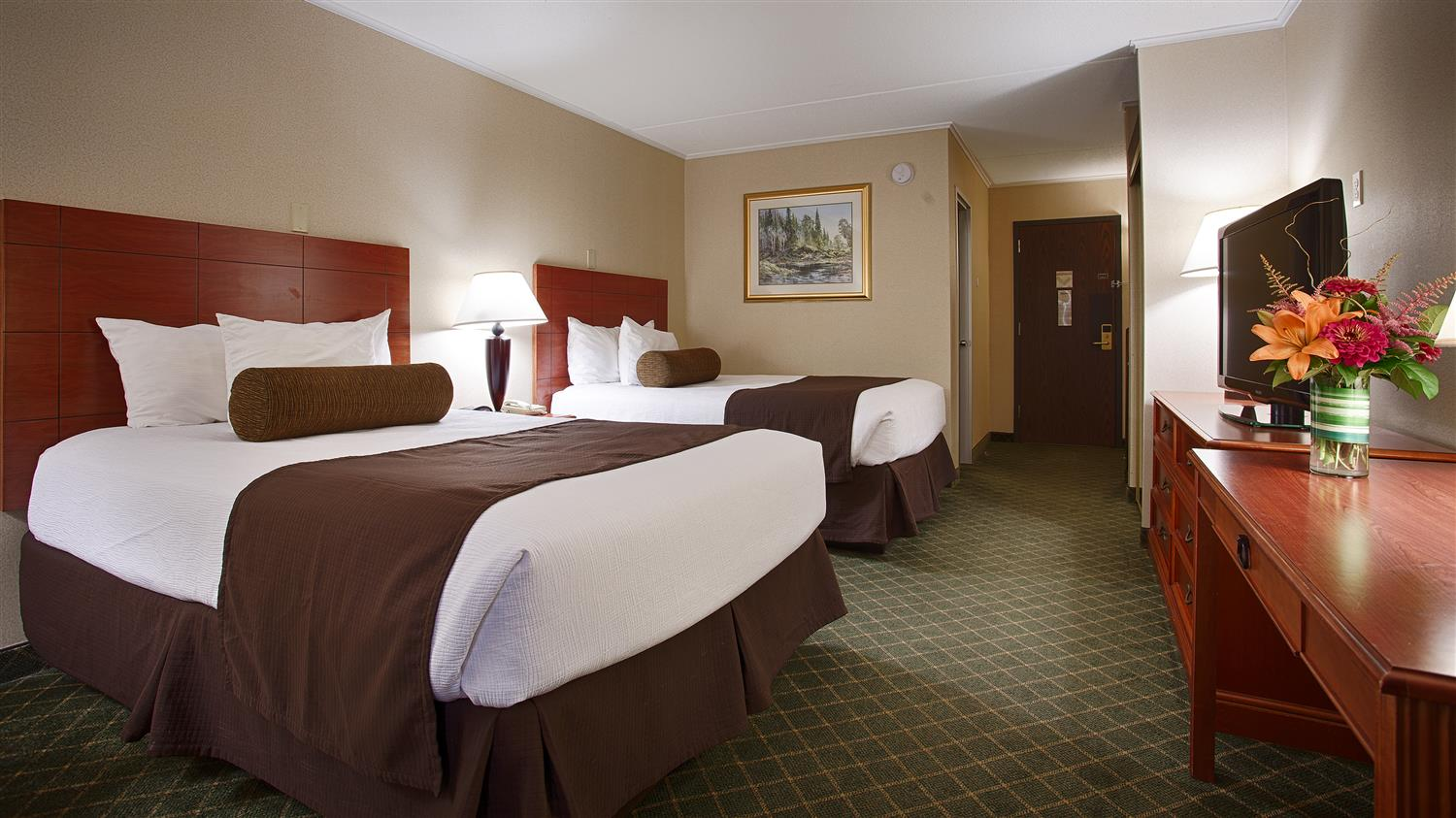 Room - Best Western Plus Augusta Civic Center Inn