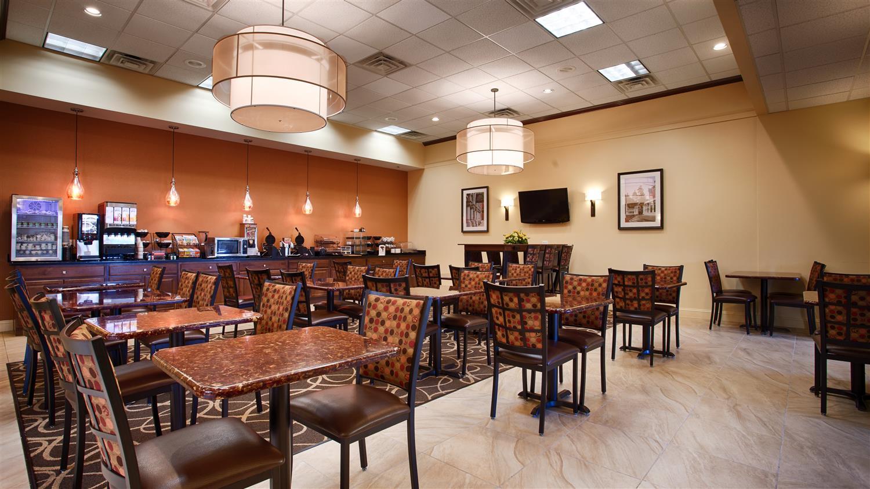 Restaurant - Best Western Plus Augusta Civic Center Inn