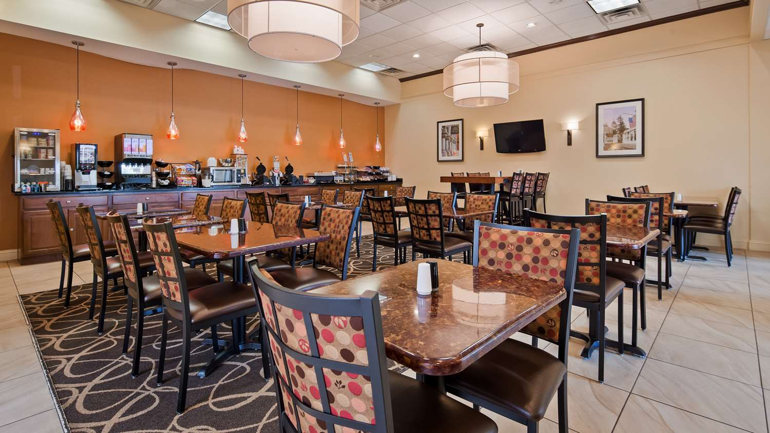 Restaurant - Best Western Plus Augusta Civic Center Inn