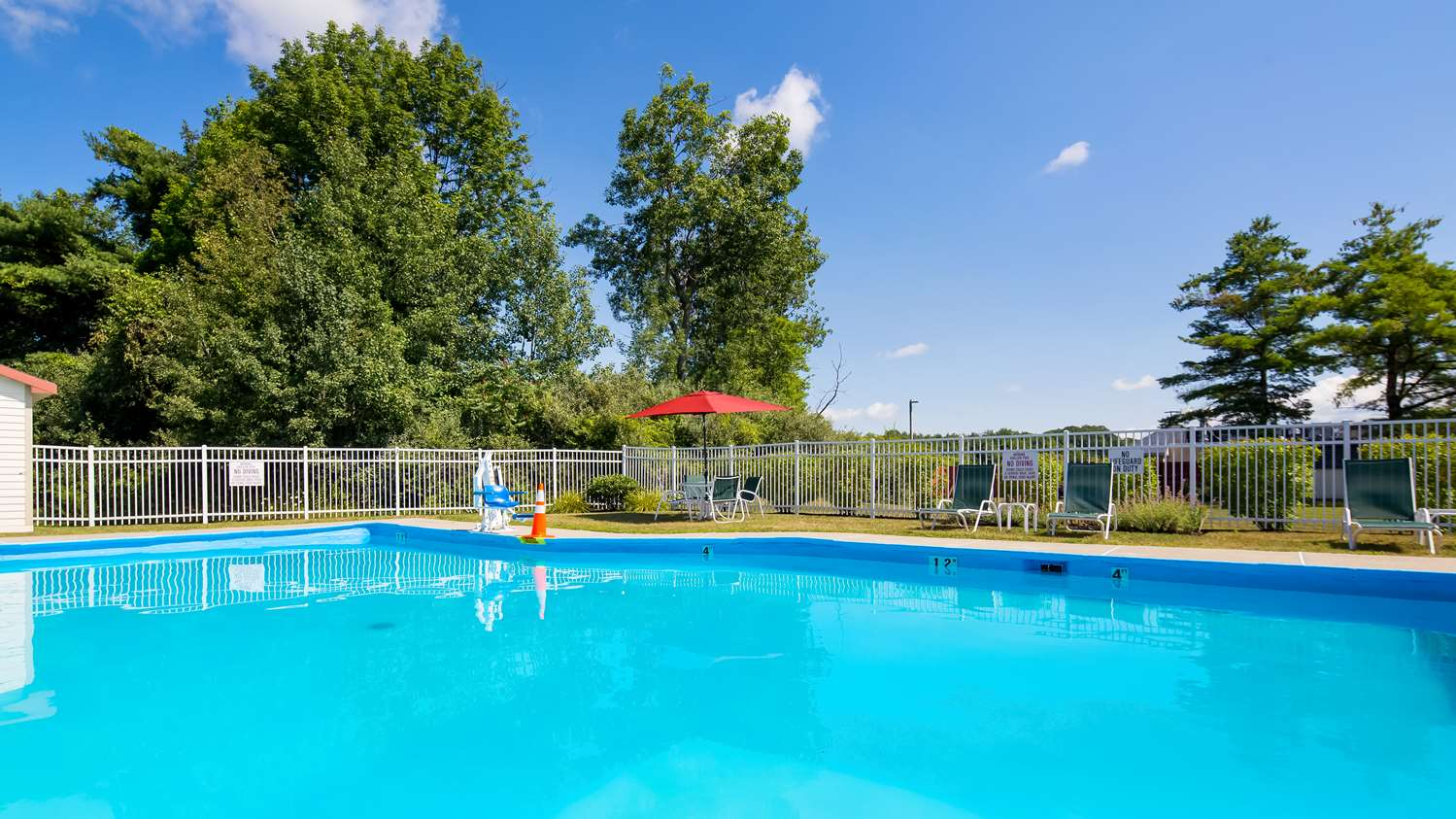 Pool - Best Western Plus Augusta Civic Center Inn
