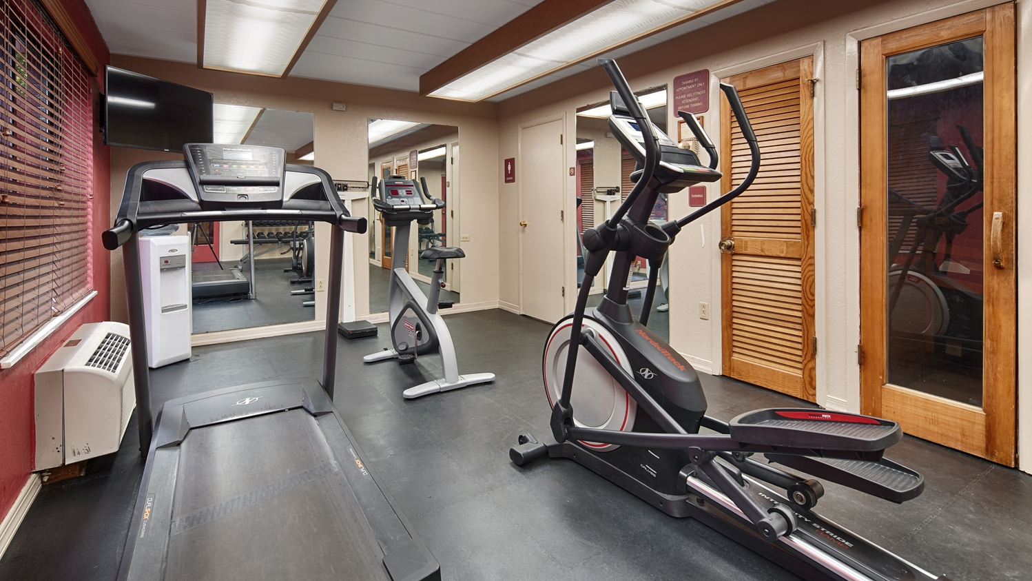 Fitness/ Exercise Room - Best Western Braddock Motor Inn LaVale
