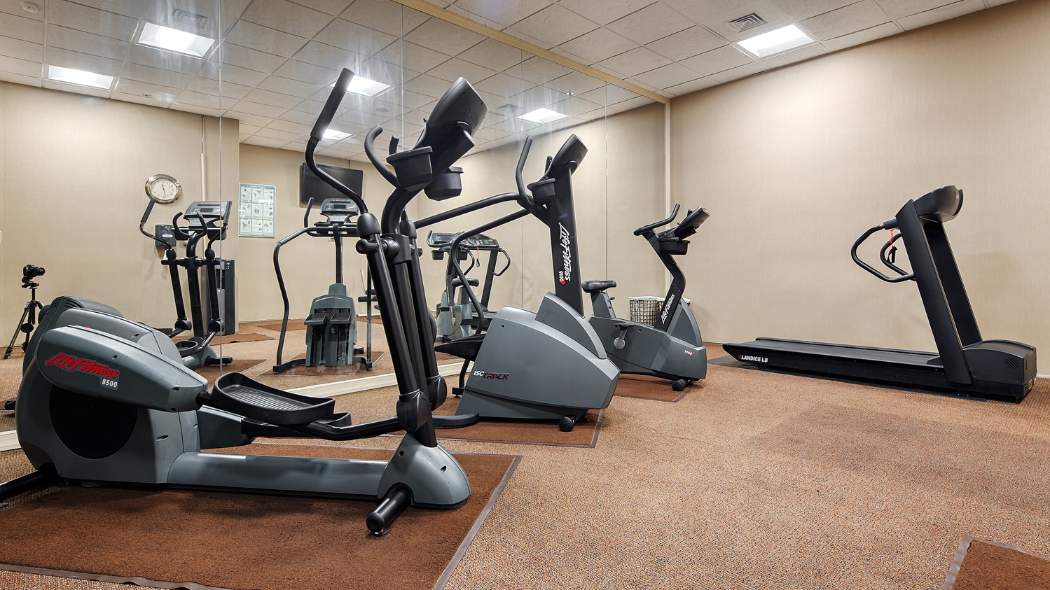 Fitness/ Exercise Room - Best Western Plus Hotel Elkridge