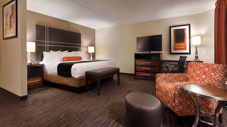 Suite - Best Western Plus Hotel Elkridge
