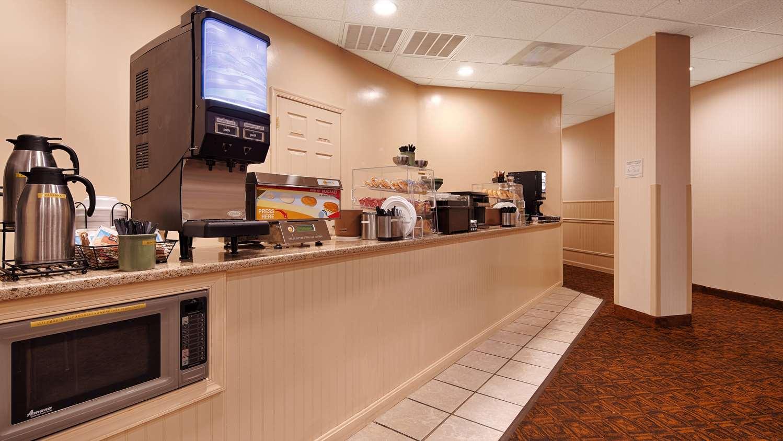 Restaurant - Best Western Ocean City Hotel